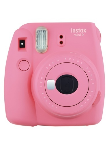 Fujifilm Fujifilm Instax Mini 9 Fotoğraf Makinesi Pembe